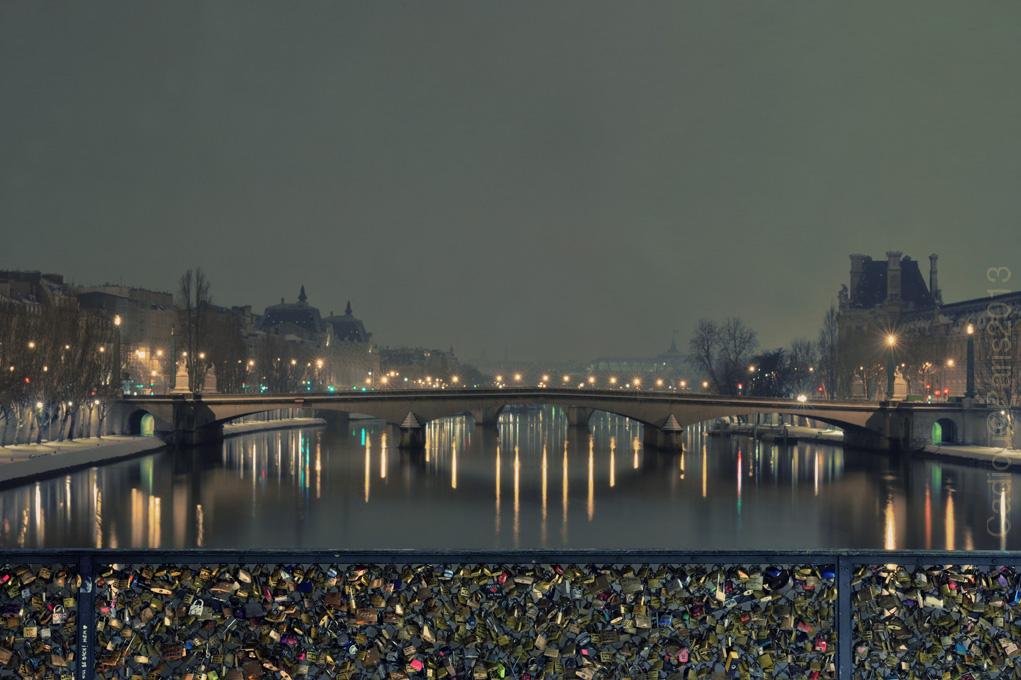 Paris by night - Joël Cadiou