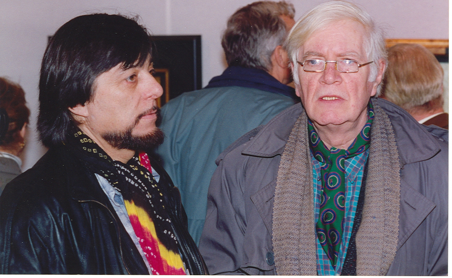 Gilou et Daniel Louradour