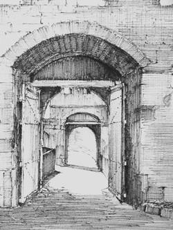Gilou, Porte de Rhodes