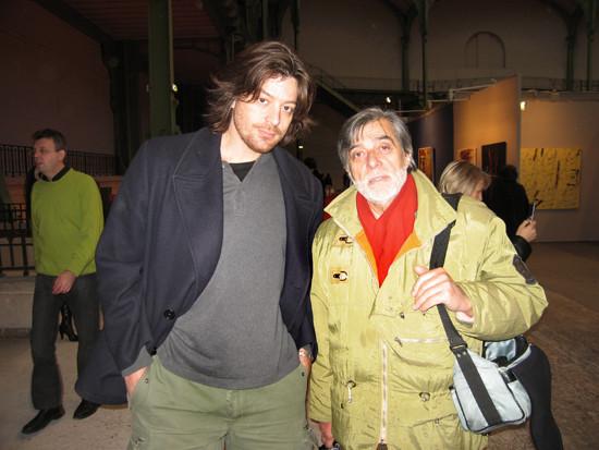 Joel Cadiou & Pierre Gilou au Grand-Palais