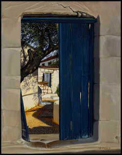 Porte ouverte à Spetze.