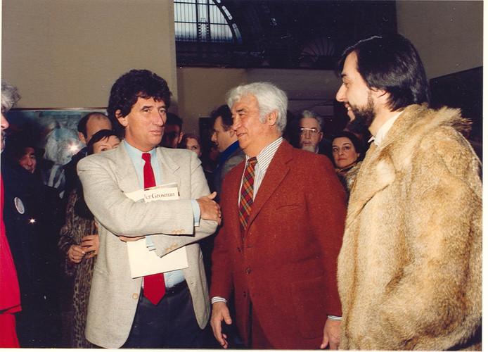 Jack Lang, Charles Moulin, Gilou