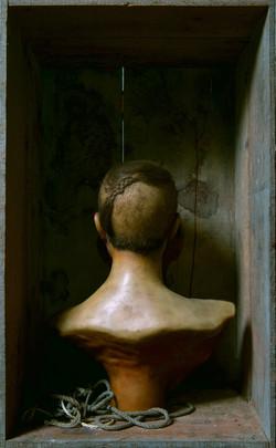 buste-cire, Joel Cadiou