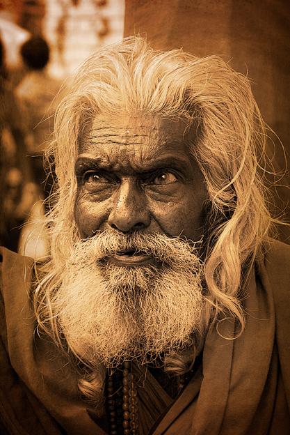 Saddhu Haridwar - Joël Cadiou