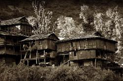 Himachal village - Joël Cadiou