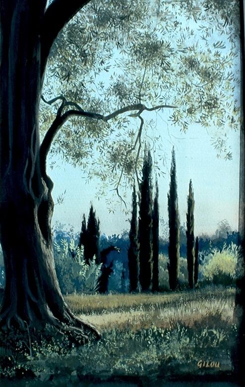 Gilou, Toscane