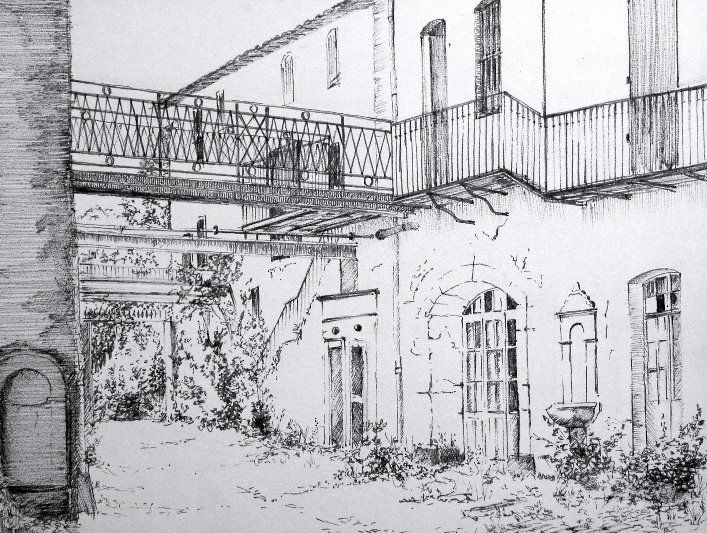 Gilou, Villeneuvette usine