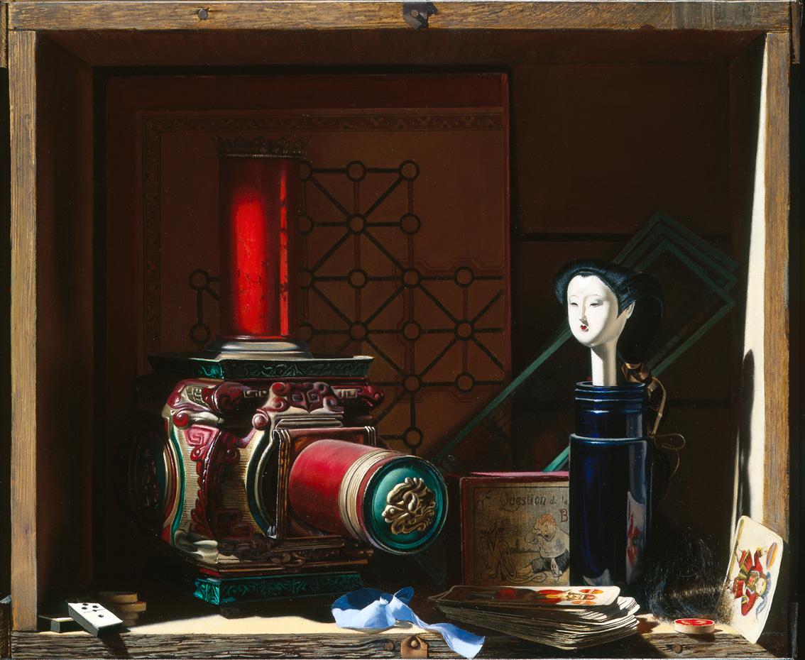 La lanterne magique 2003 - 46x38