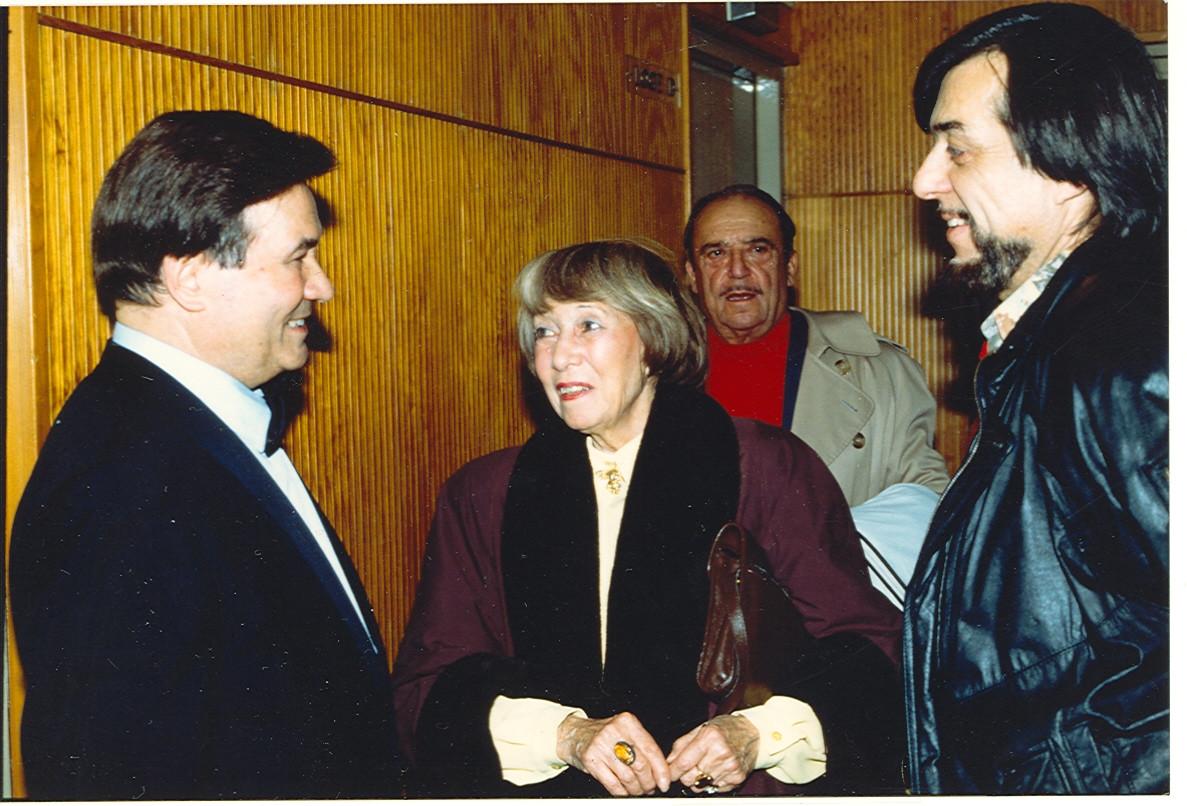 Marcel Azzola, Myrtille Cadiou, Gilou