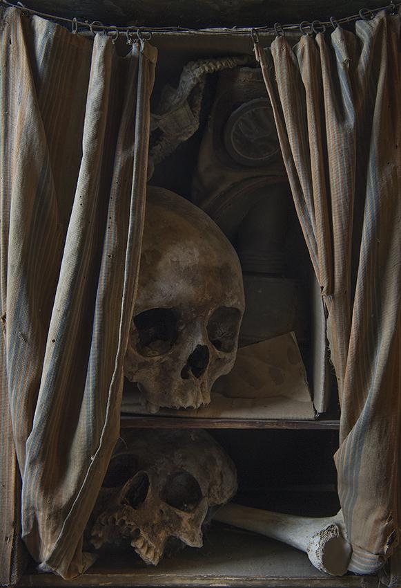 L'ombre du temps, Joel Cadiou