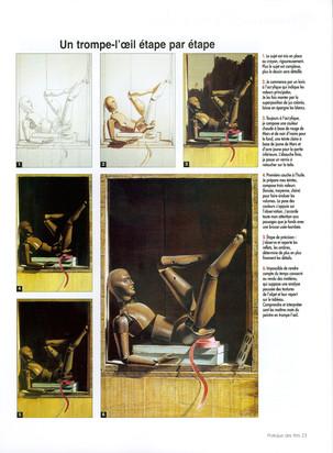 Pratique des arts P 23