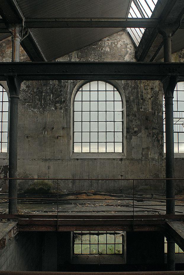 L'usine à papier de Corbeil-Essonne