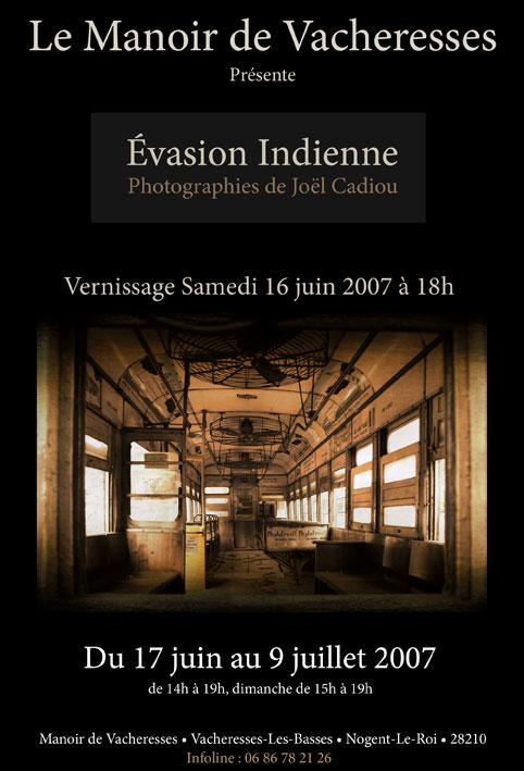 Joël Cadiou Galerie Lavignes
