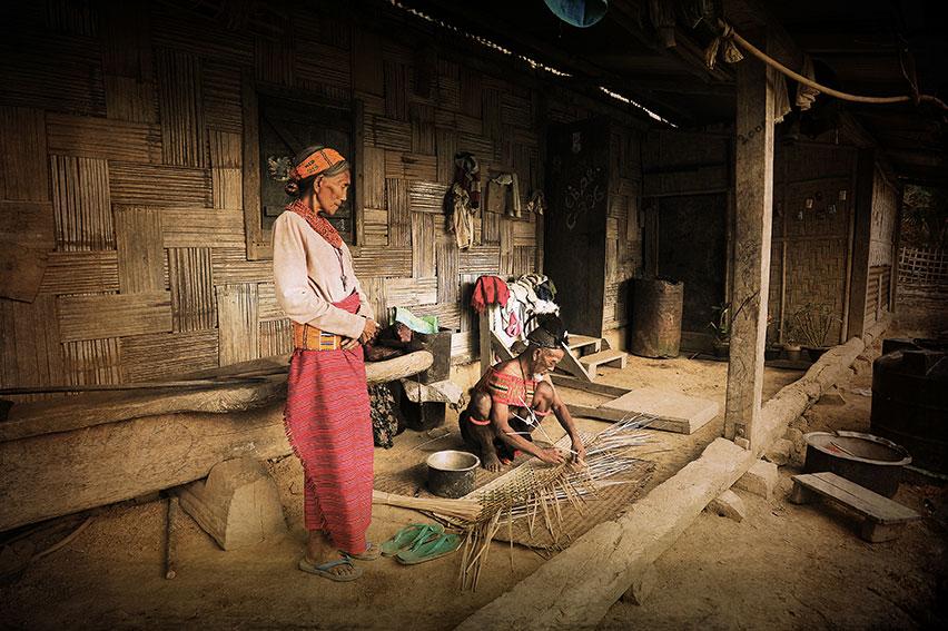 Hungpoi-village