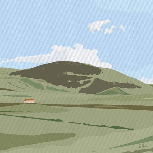 Isle of Skye Cabin