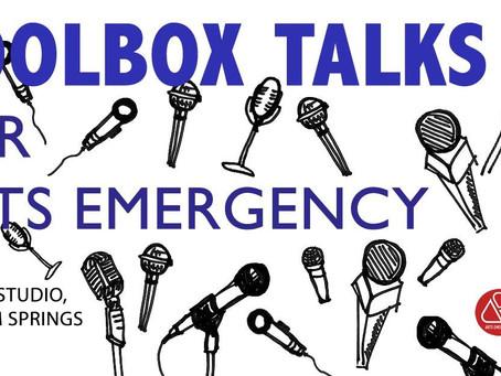 Toolbox Talks - The beauty of Illustration