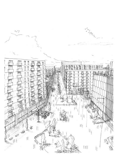 Housing Development, Portsmouth