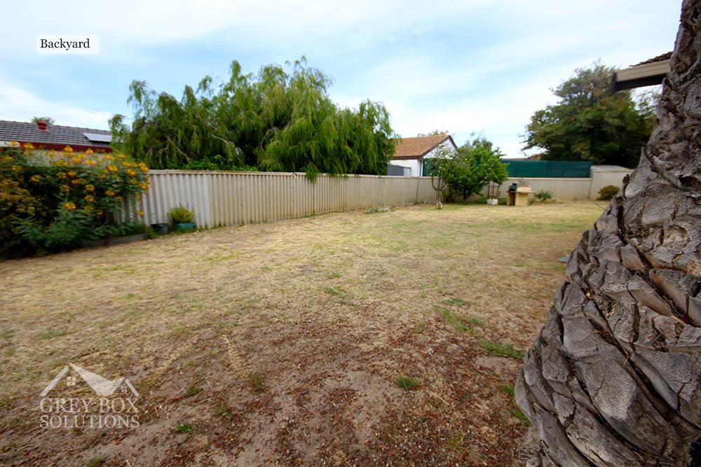 10 - Backyard