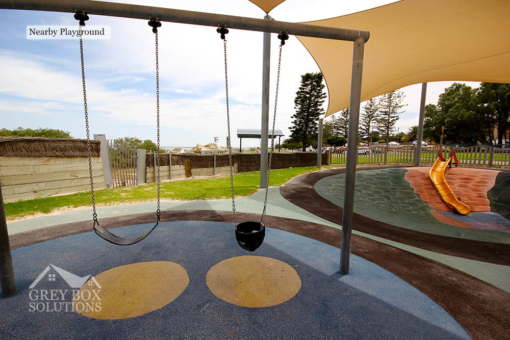 14 - Nearby Swings