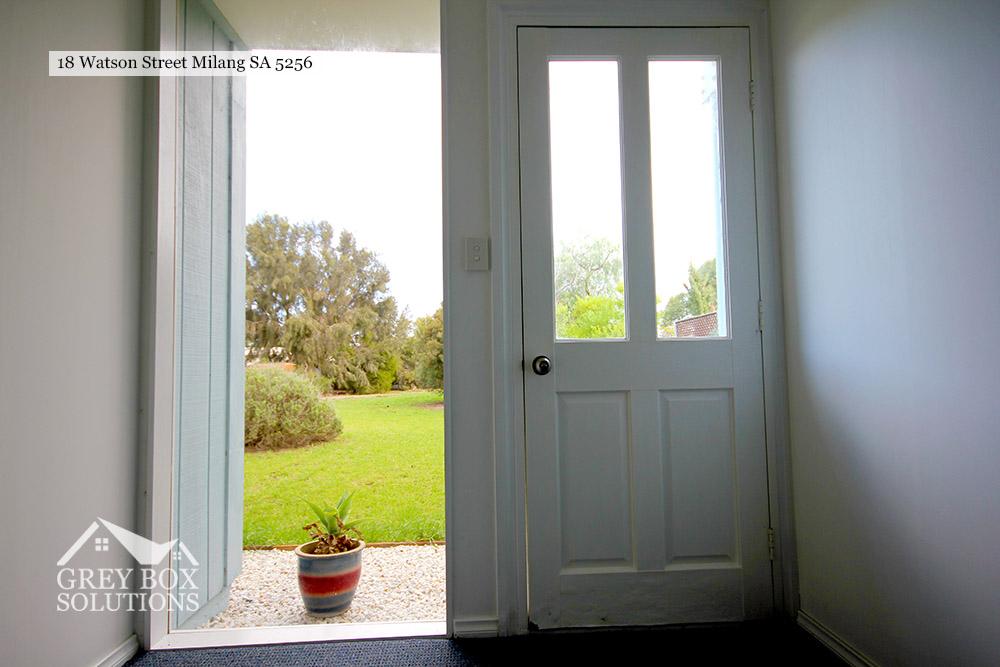2 DBack Door