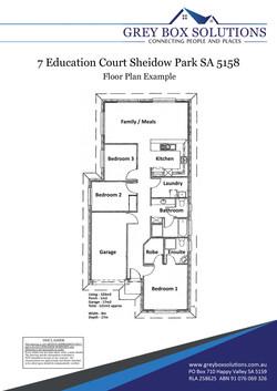 8 Floor Plan Example
