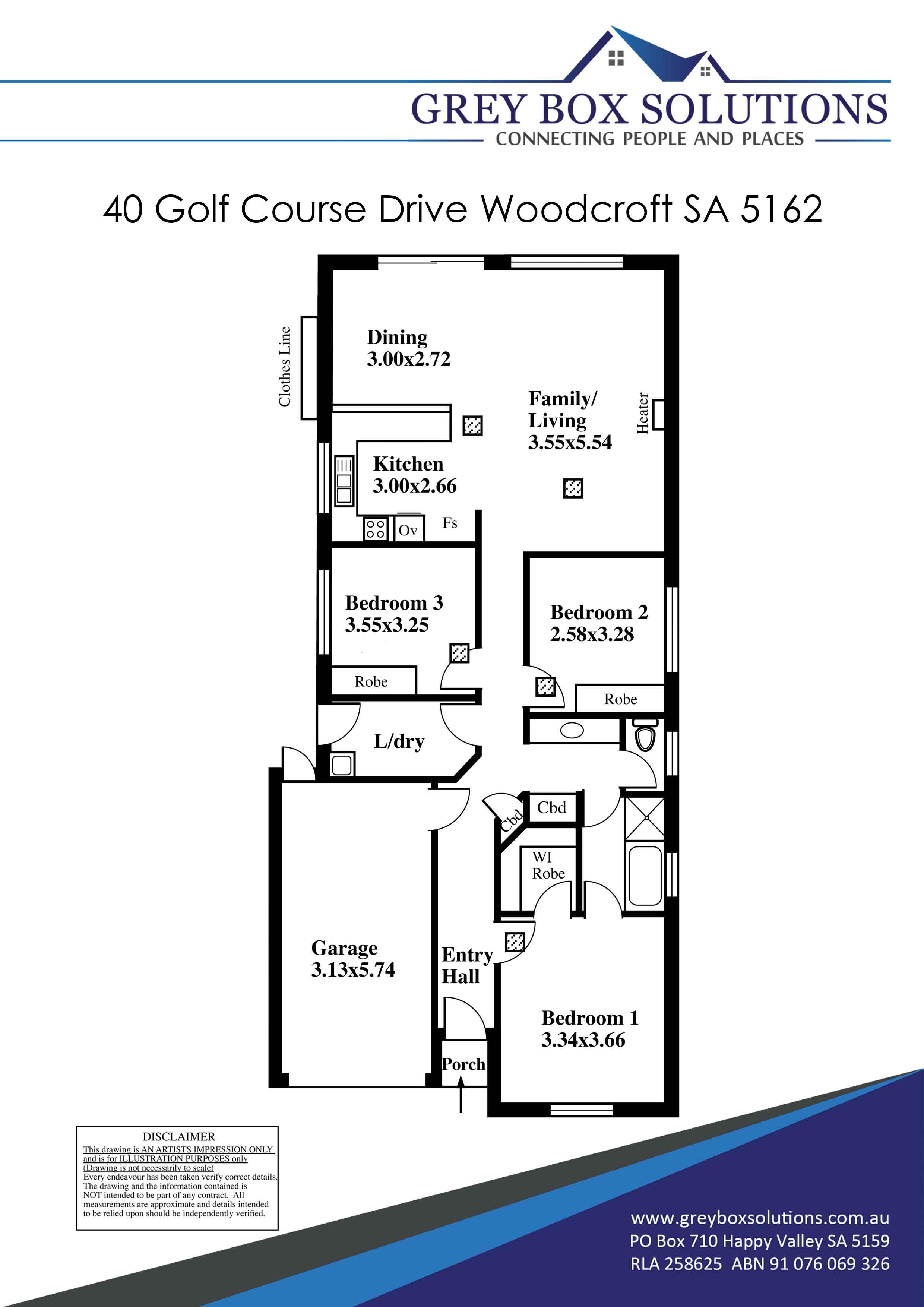 15 Floor Plan