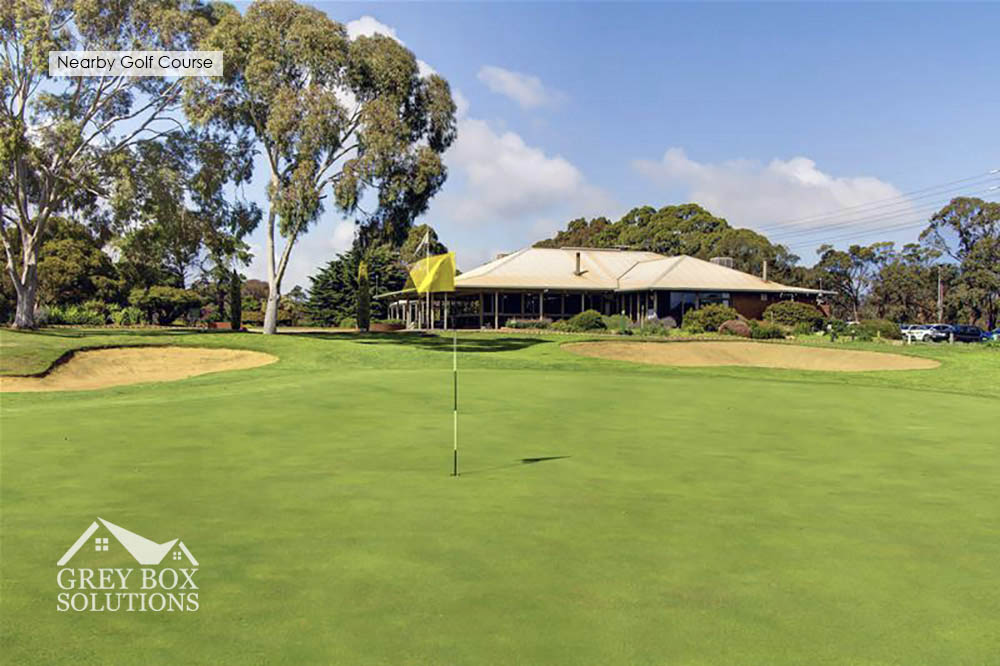 13 Nearby Golf Course