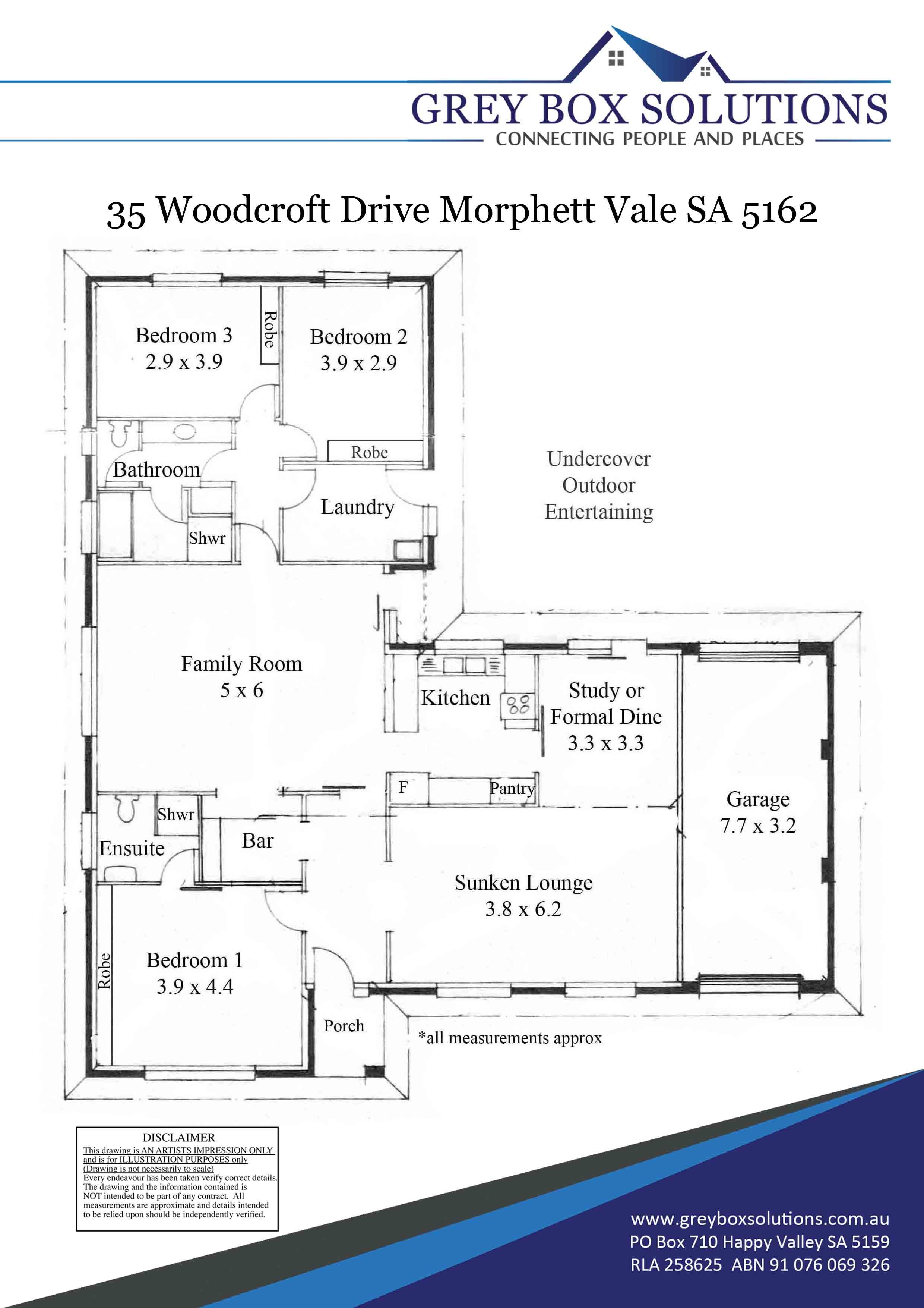 35WO - 16 Floor Plan