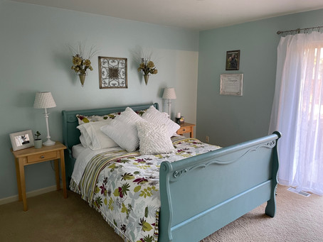 Splash of Color- Soothing, Yet Cheerful