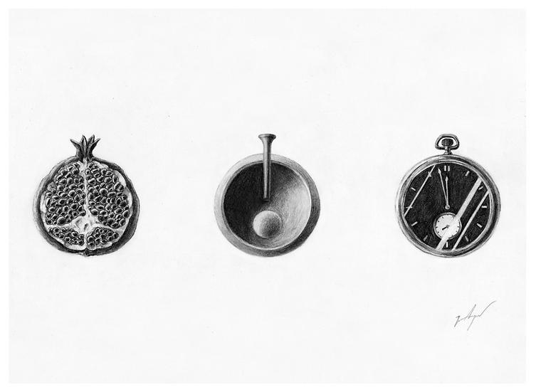 Metamorphoses series (2019-2020) - print