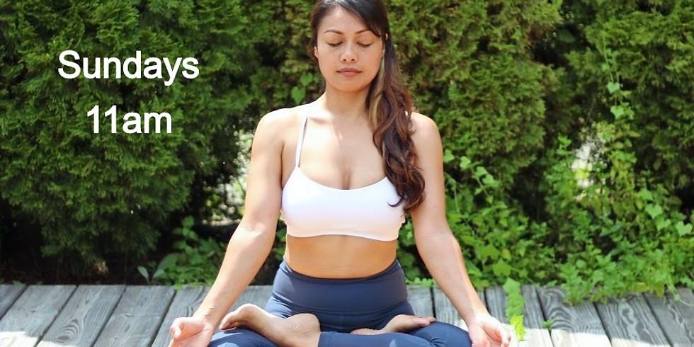 Mind-Body-Spirit Yoga with Sunisa Kim