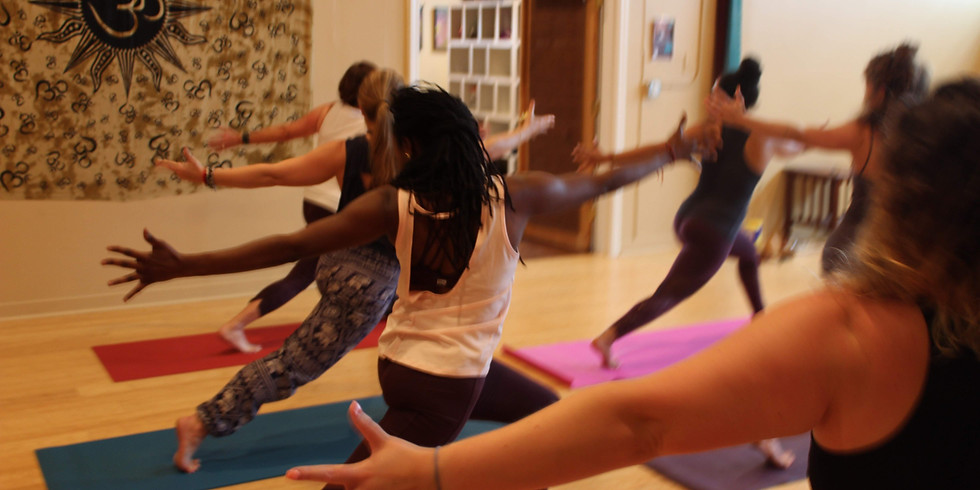 Processing Emotions - A Yoga and Thought Workshop for Women