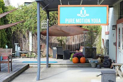 Pure Motion Atlanta's Best Yoga Studio.J