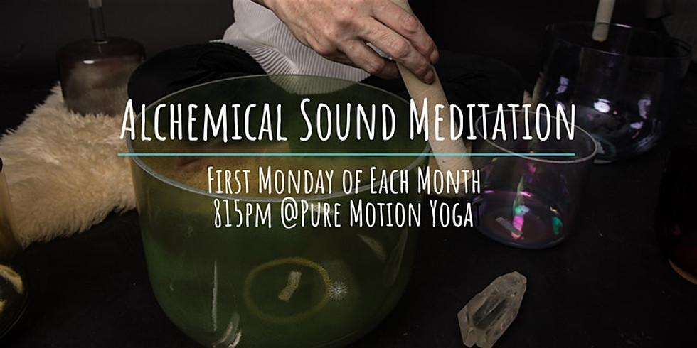 Alchemical Sound Meditation