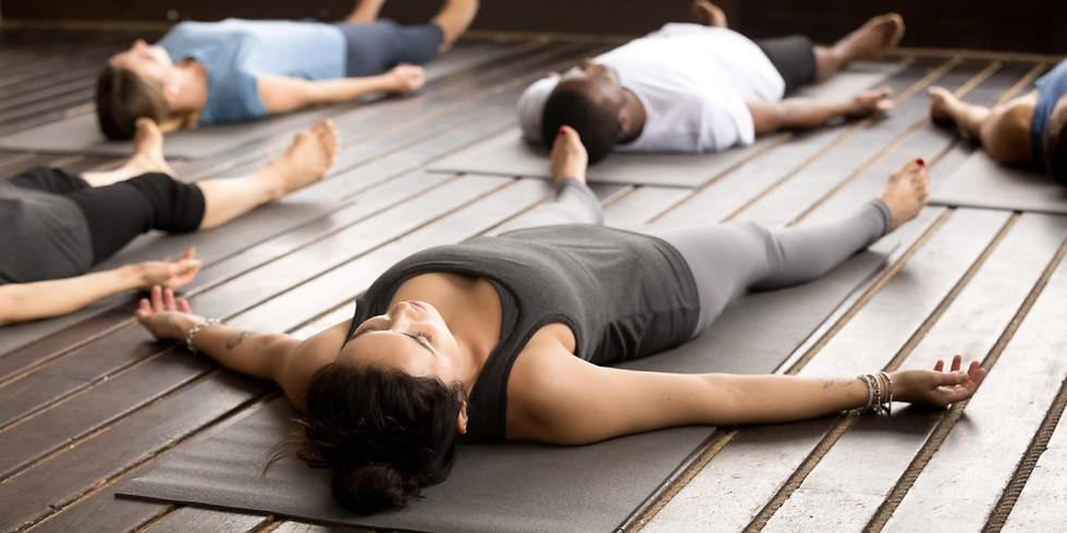 Yoga Nidra + Sound Alchemy