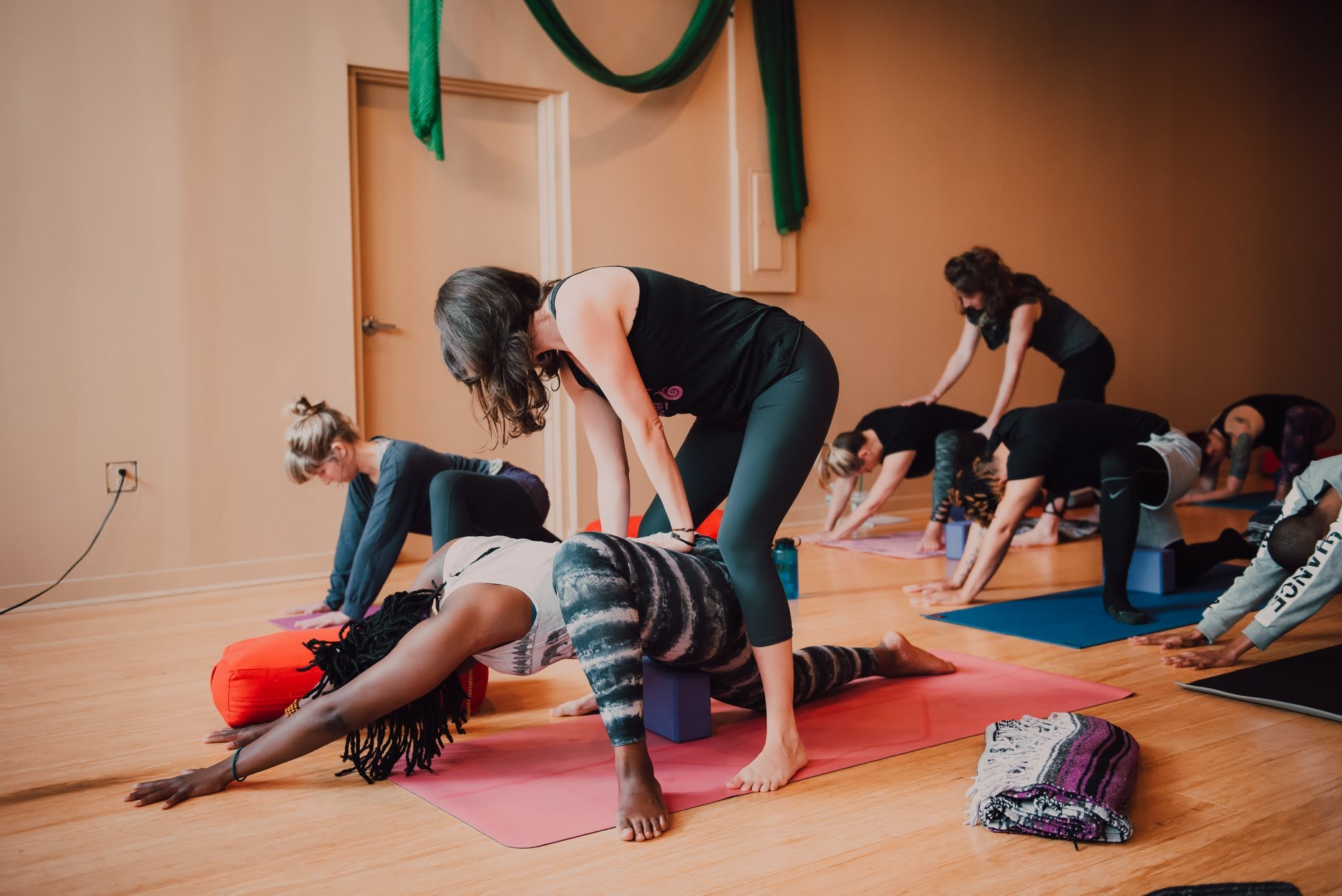 yoga, atlanta, beginner, vinyasa