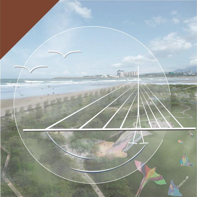 Living Green - 淡江大橋後的八里河口規劃設計