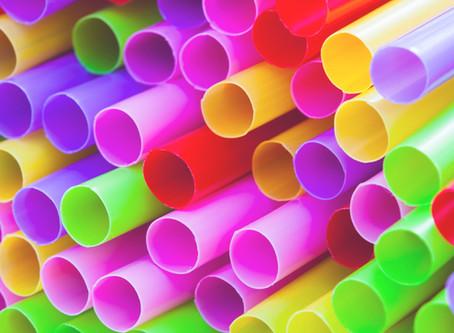 Plastic straw and utensil ban