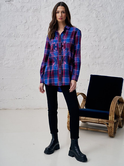 CAYLEB EMBROIDERED SHIRT