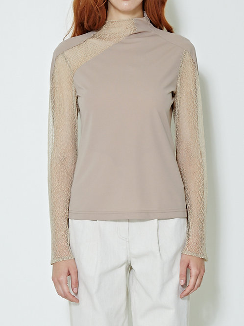 """""""This top works not just as fashion item good basic layer piece for all season"""""""