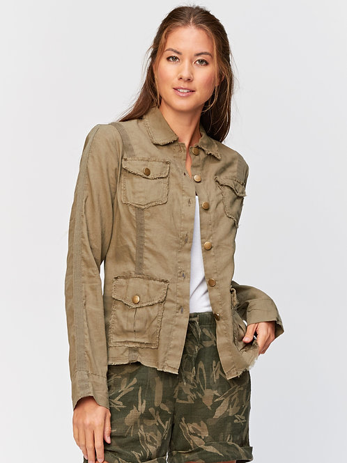 RAW SAFARI JACKET