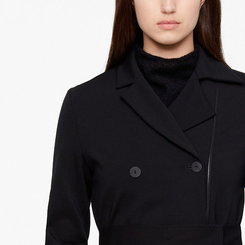 TRENCH COAT - JERSEY