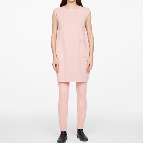 PINK LIGHT TUNIC DRESS