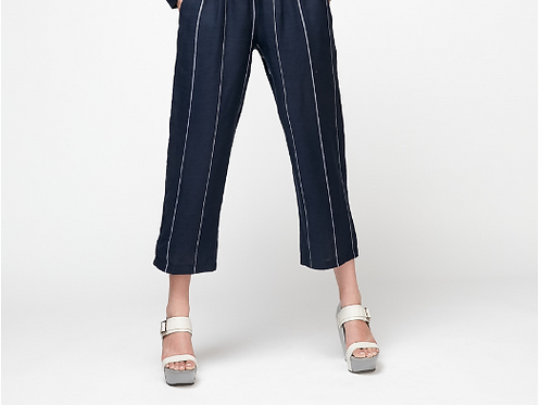 """STRIPE PULL-UP MAGIC PANTS"""