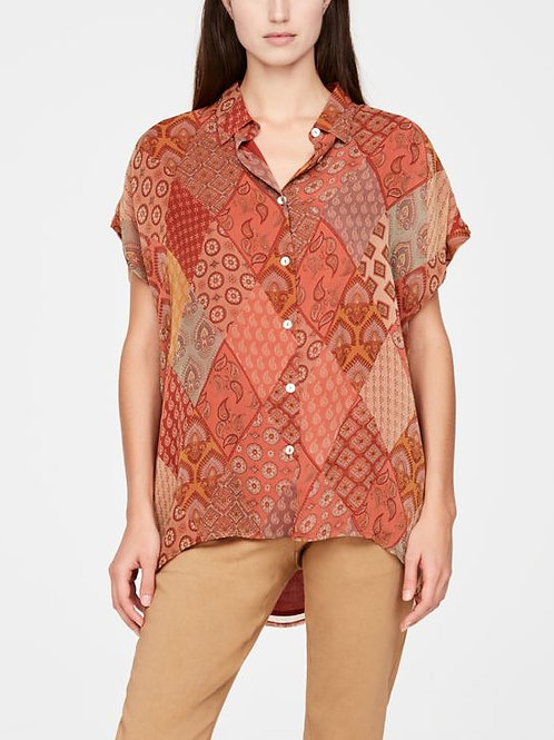 CASUAL SHIRT - PATCHWORK