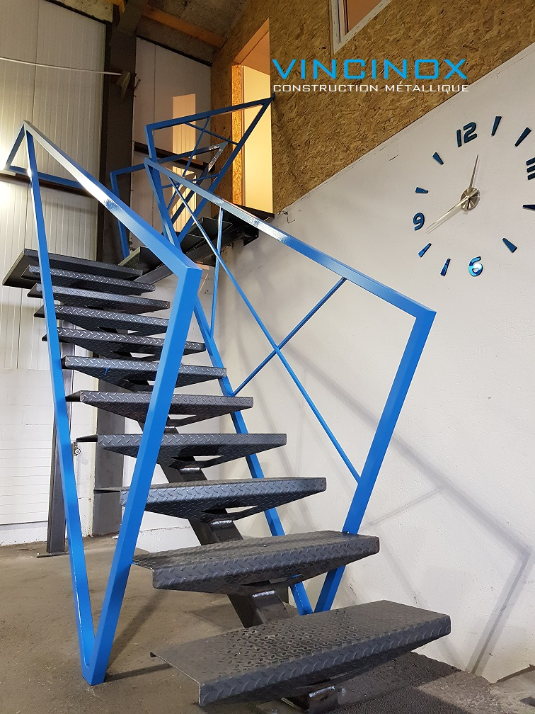 vincinox | Escalier