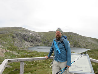 Blue Lake Look-out, Kosciuszko National Park