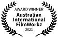 AWARD WINNER - Australian International