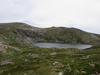 Blue Lake, Kosciuszko National Park