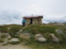 Seaman's Hut, Main Range Loop Walk, Kosciuszko National Park